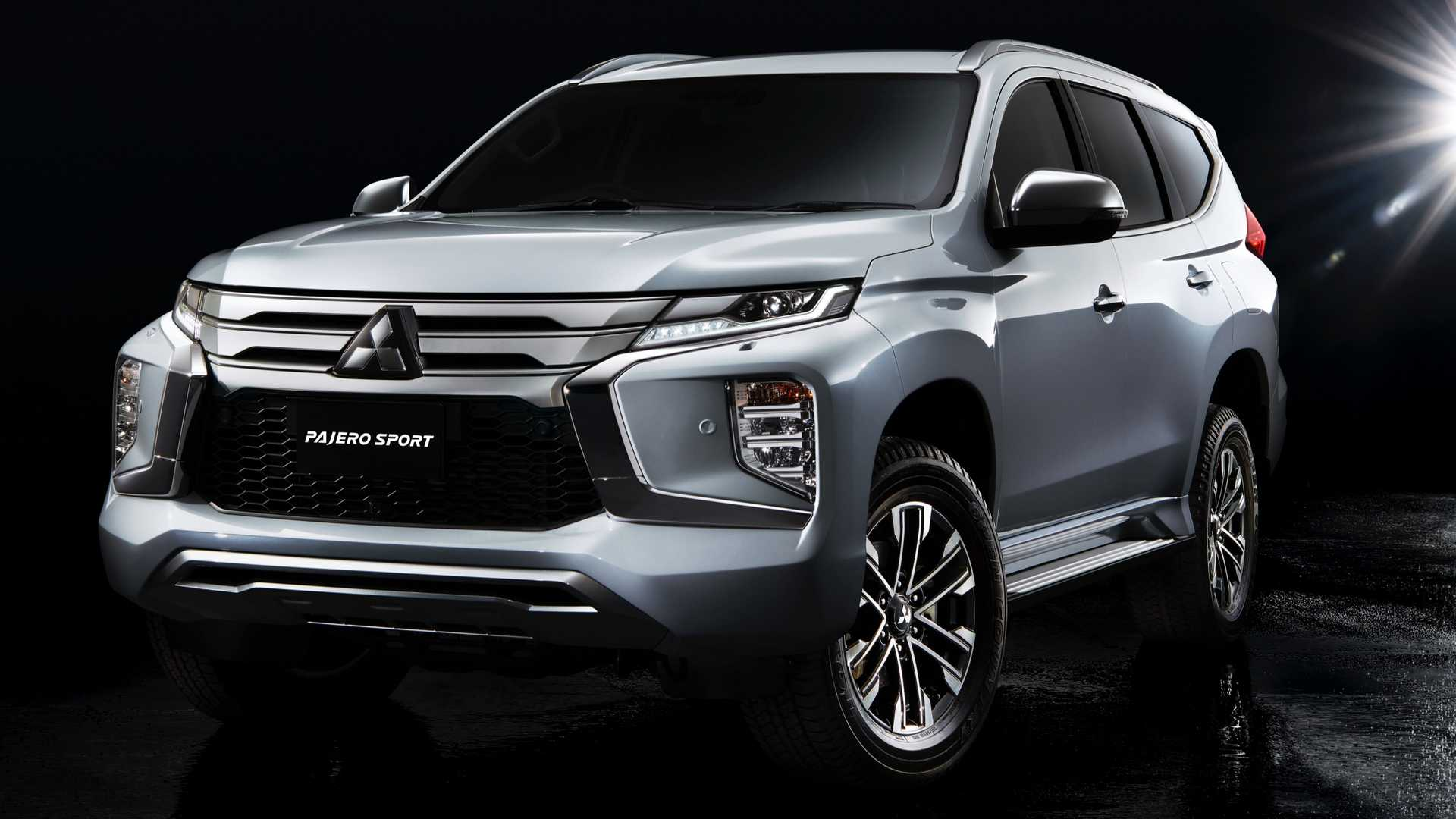 93 The Mitsubishi Pajero Full 2020 Performance by Mitsubishi Pajero Full 2020