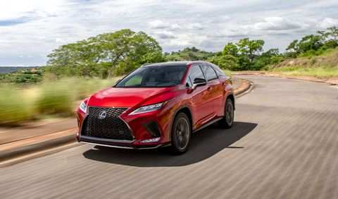 94 All New Lexus Rx 2020 Redesign with Lexus Rx 2020