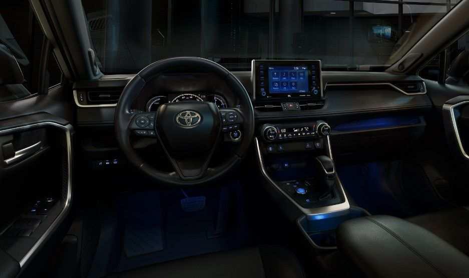 94 All New Toyota Rav4 2020 Interior Redesign with Toyota Rav4 2020 Interior