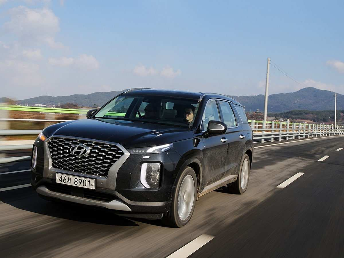 94 All New When Will The 2020 Hyundai Palisade Be Available Spesification by When Will The 2020 Hyundai Palisade Be Available