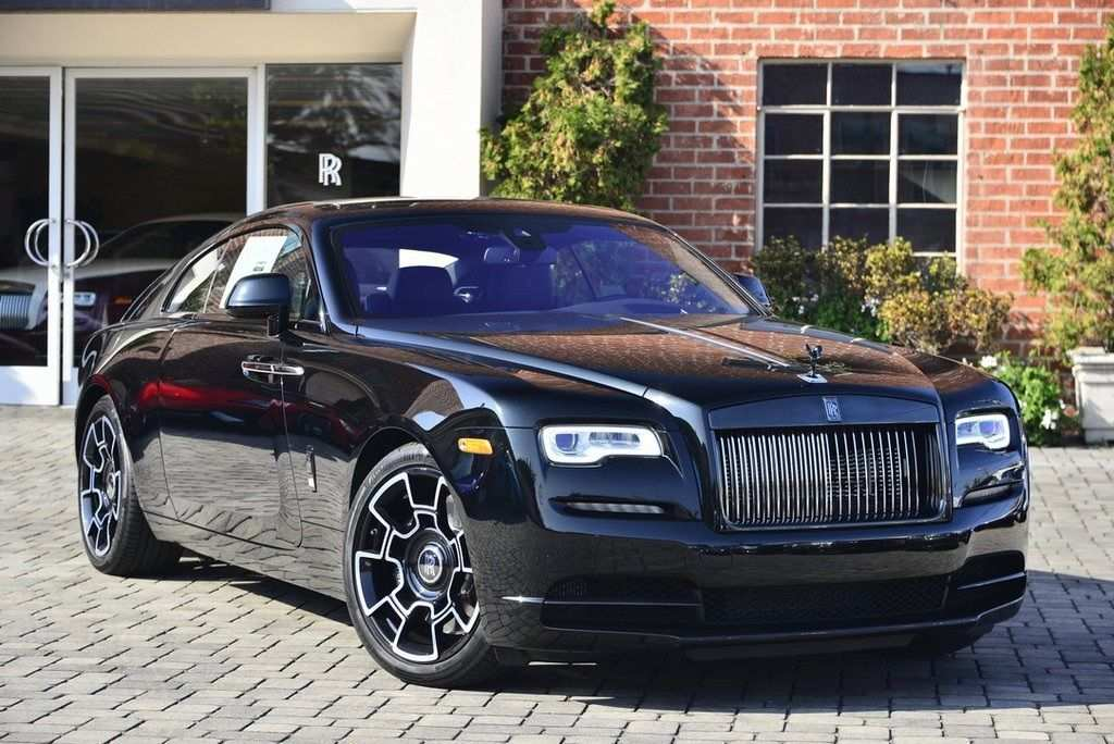 94 Best Review 2019 Rolls Royce Wraith Performance and New Engine by 2019 Rolls Royce Wraith