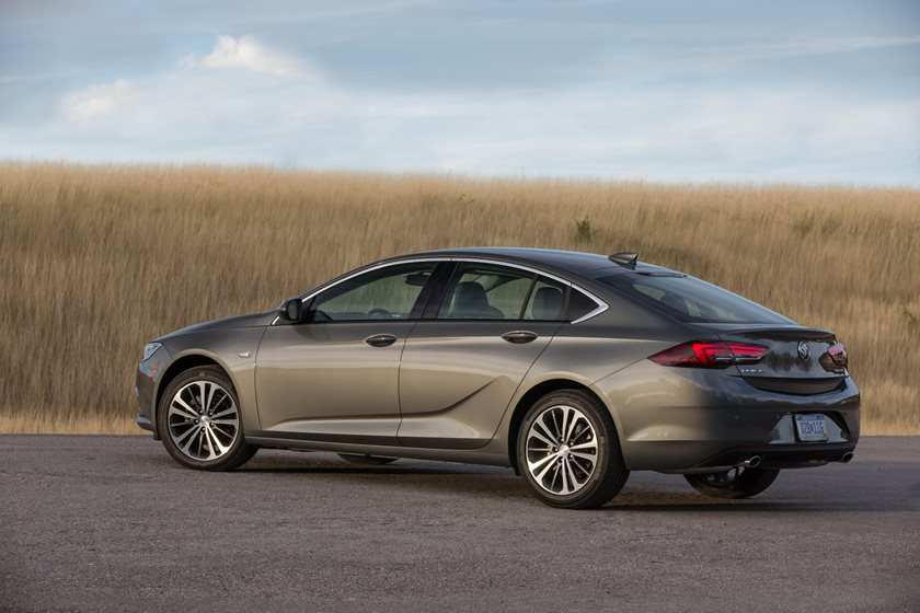 94 Best Review 2020 Buick Regal Sportback Images with 2020 Buick Regal Sportback