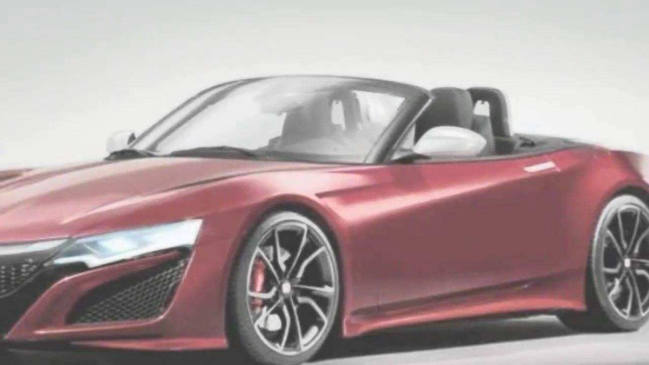 94 Concept of 2019 Honda S2000And Model with 2019 Honda S2000And