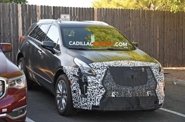 94 Concept of 2019 Spy Shots Cadillac Xt5 Prices by 2019 Spy Shots Cadillac Xt5