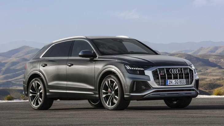 94 Concept of Audi Q8 2020 Spesification for Audi Q8 2020