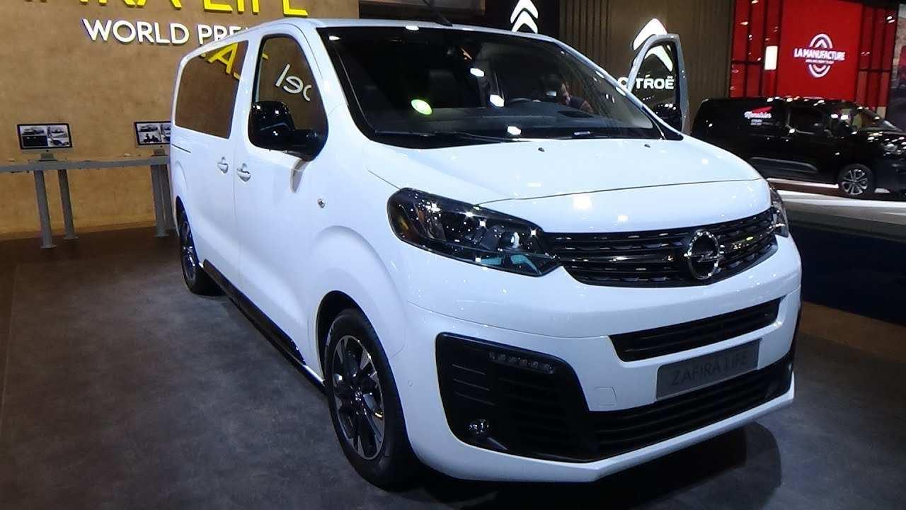 94 Concept of Futur Opel Zafira 2020 Redesign and Concept with Futur Opel Zafira 2020