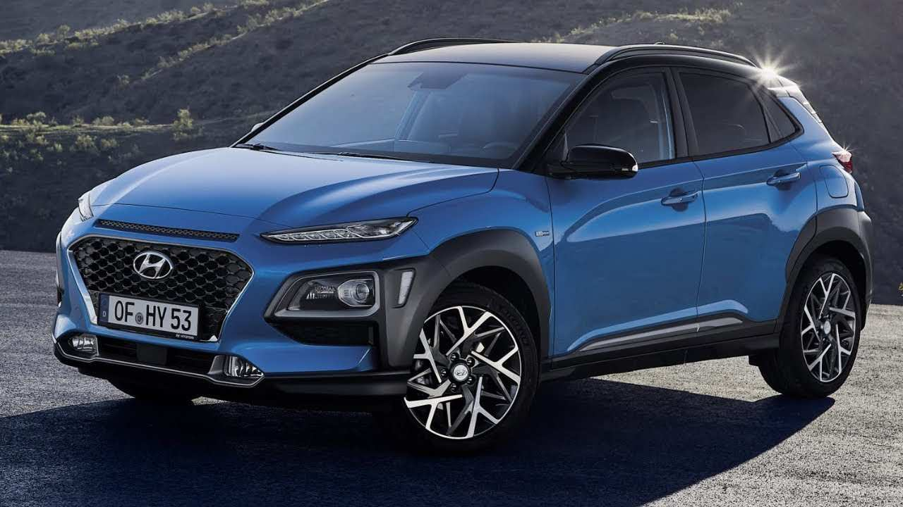 94 Concept of Hyundai Electric Suv 2020 Picture for Hyundai Electric Suv 2020