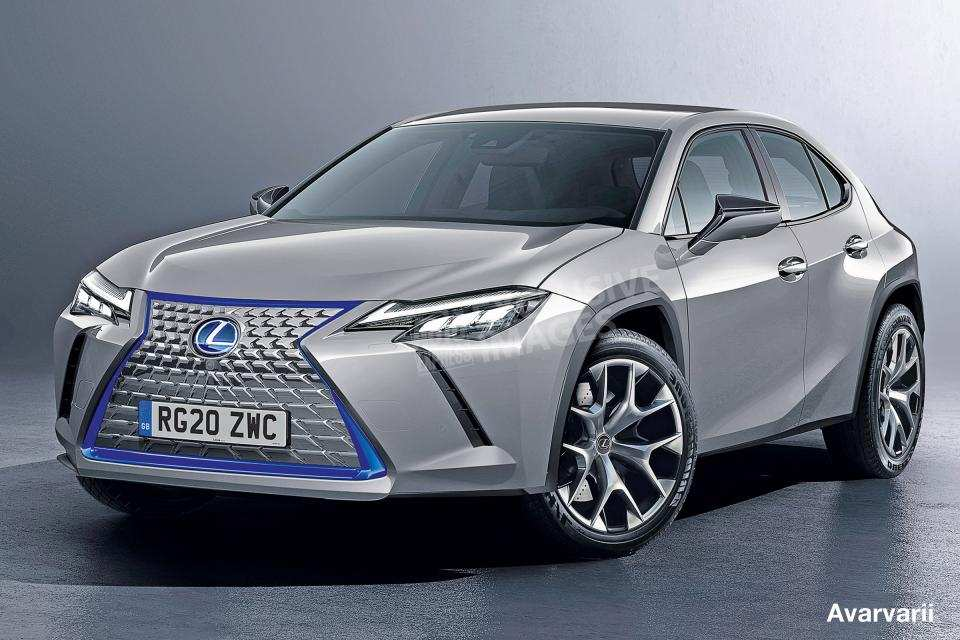 94 Concept of Lexus Models 2020 Model with Lexus Models 2020