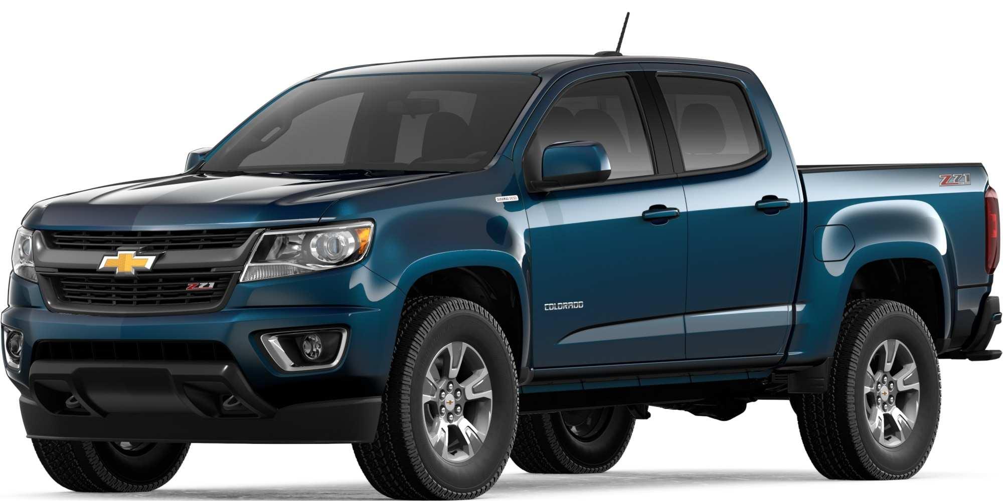94 Gallery of 2019 Chevrolet Colorado Research New with 2019 Chevrolet Colorado