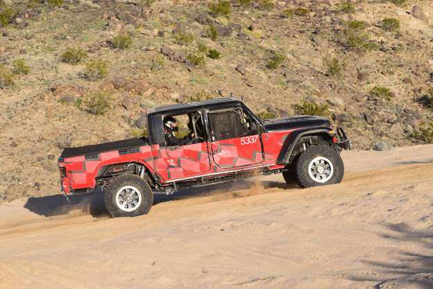 94 Gallery of 2020 Jeep Gladiator King Of The Hammers Style for 2020 Jeep Gladiator King Of The Hammers
