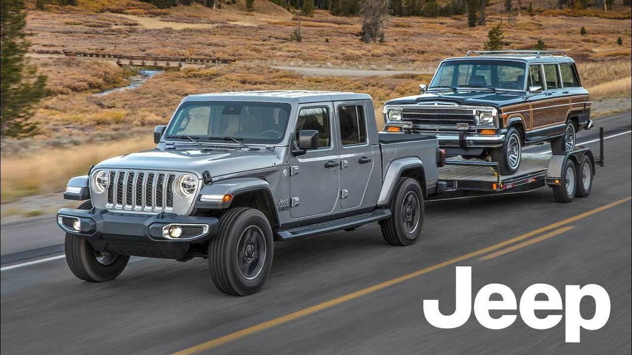 94 Gallery of 2020 Jeep Gladiator Youtube New Concept for 2020 Jeep Gladiator Youtube