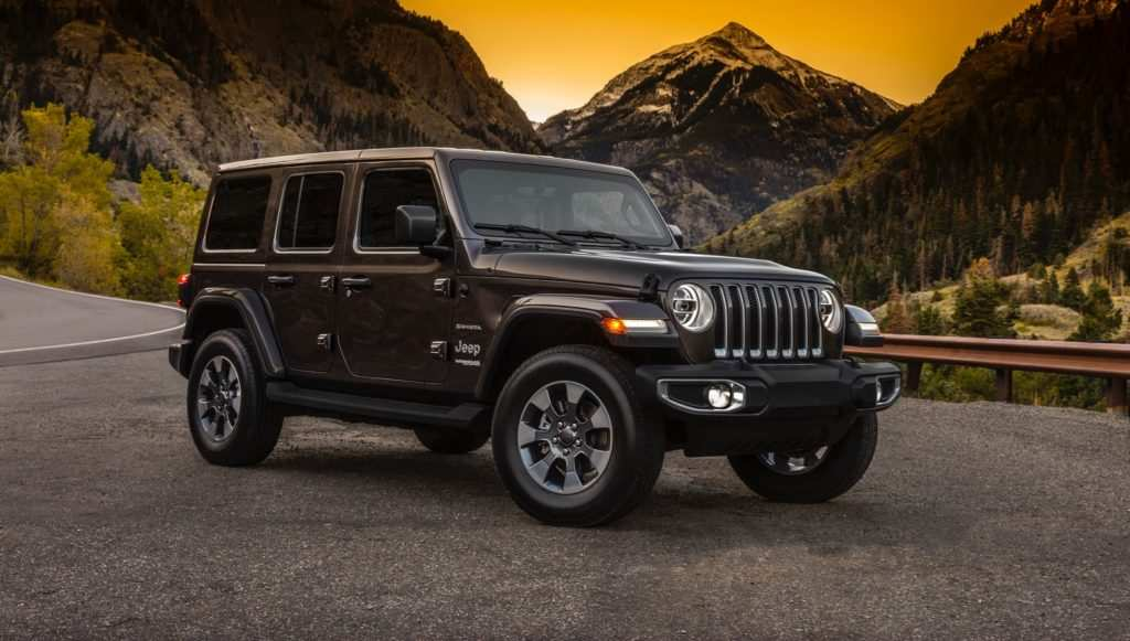 94 Gallery of 2020 Jeep Wrangler Updates First Drive by 2020 Jeep Wrangler Updates
