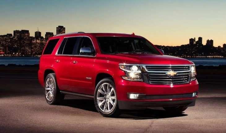 94 Gallery of Chevrolet Tahoe 2020 Release Date Pictures with Chevrolet Tahoe 2020 Release Date
