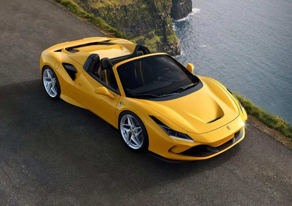 94 Gallery of Ferrari D 2020 First Drive with Ferrari D 2020