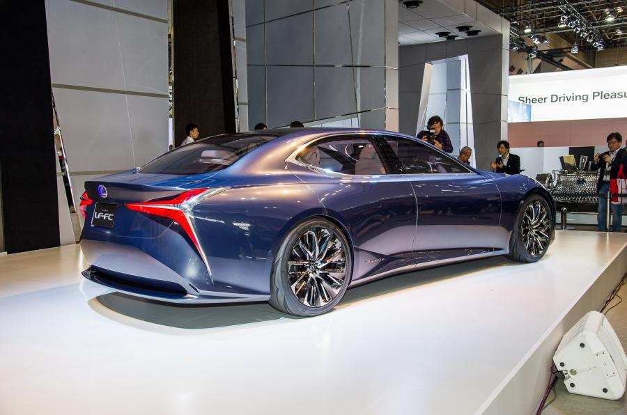94 Gallery of Lexus Concept 2020 Rumors for Lexus Concept 2020