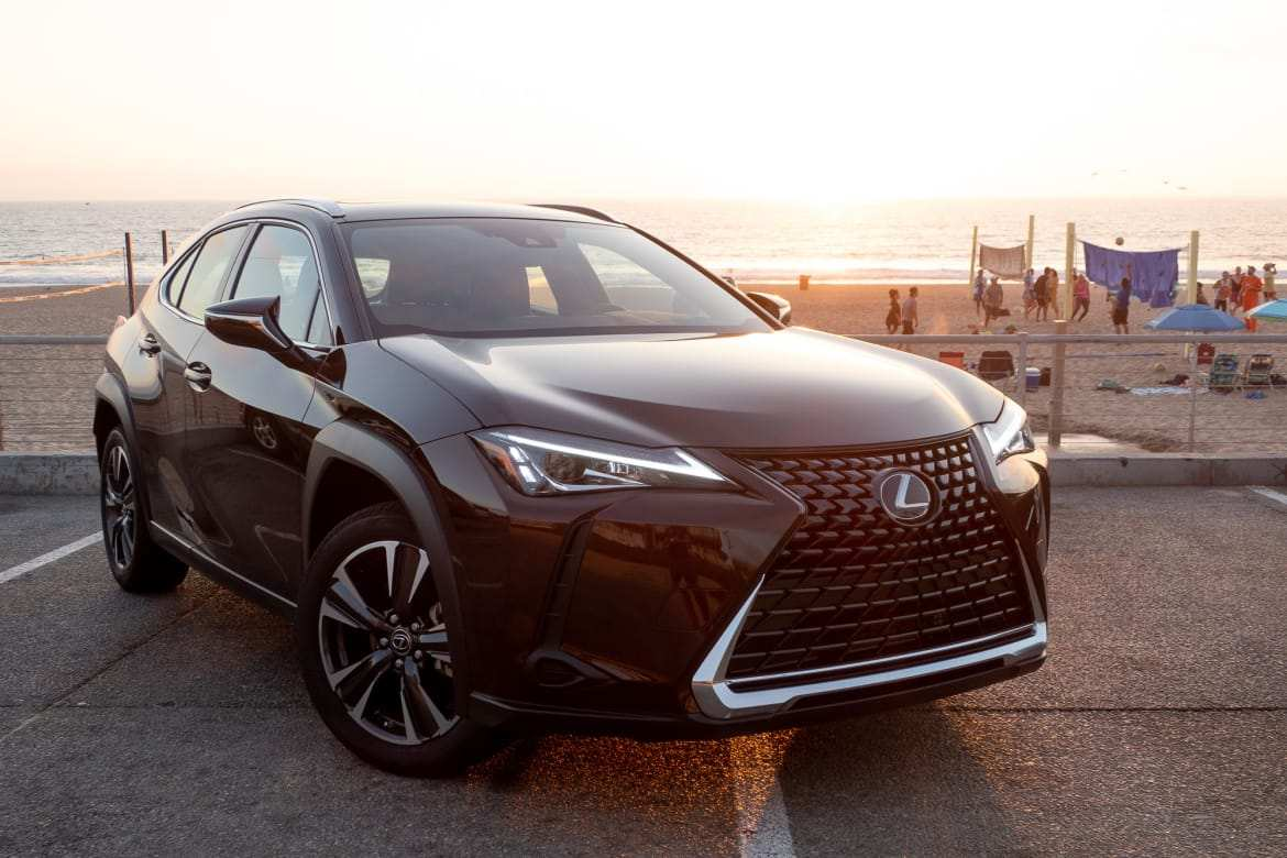 94 Gallery of Lexus Nx 2020 News Model with Lexus Nx 2020 News