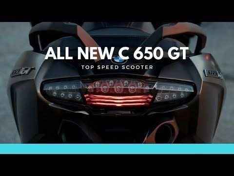 94 Great Bmw C650Gt 2020 Overview by Bmw C650Gt 2020
