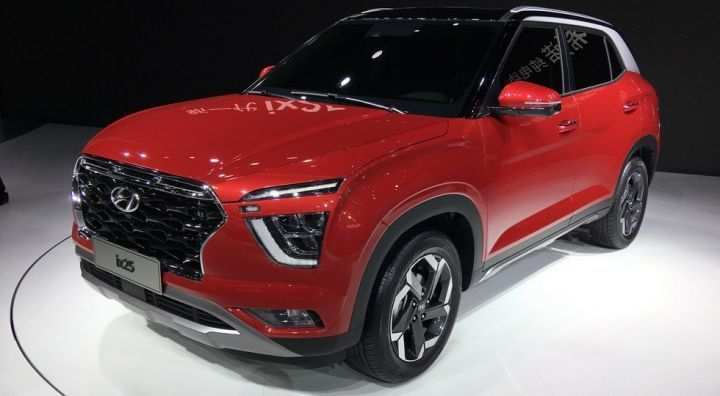 94 Great Hyundai Ix25 2020 Interior for Hyundai Ix25 2020