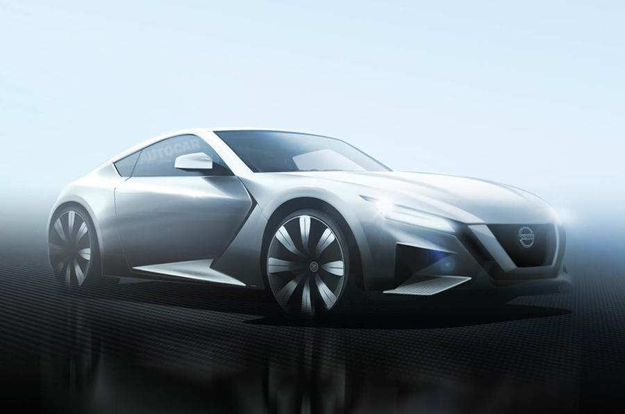 94 Great Nissan Z Car 2020 Redesign for Nissan Z Car 2020