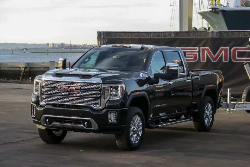 94 New 2020 Gmc 2500 Release Date Engine by 2020 Gmc 2500 Release Date