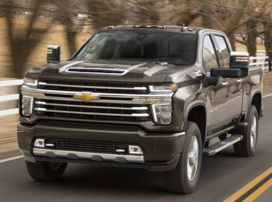 94 New Chevrolet High Country 2020 Model by Chevrolet High Country 2020