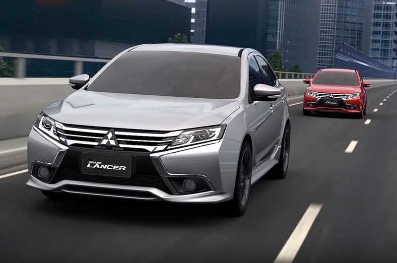 94 New Mitsubishi Grand Lancer 2020 Model by Mitsubishi Grand Lancer 2020