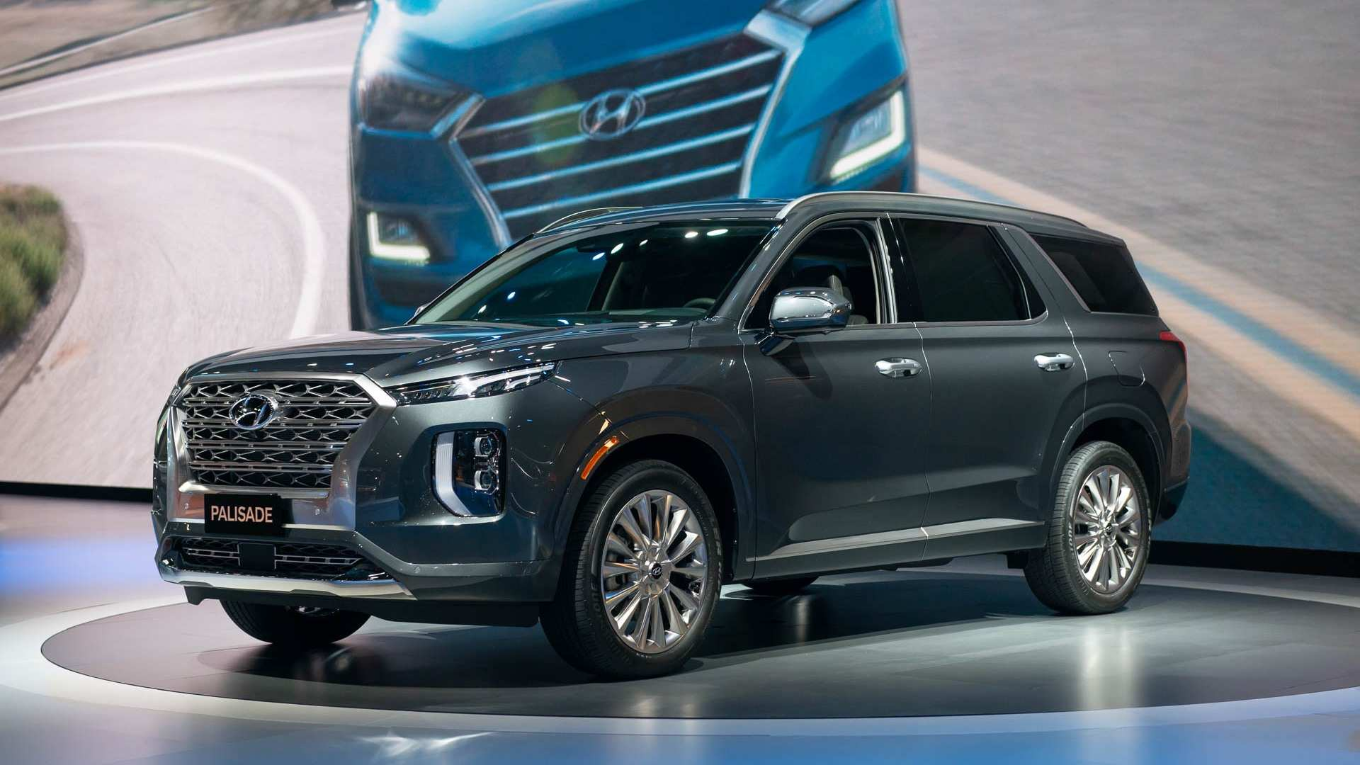 94 New When Will The 2020 Hyundai Palisade Be Available Spy Shoot by When Will The 2020 Hyundai Palisade Be Available
