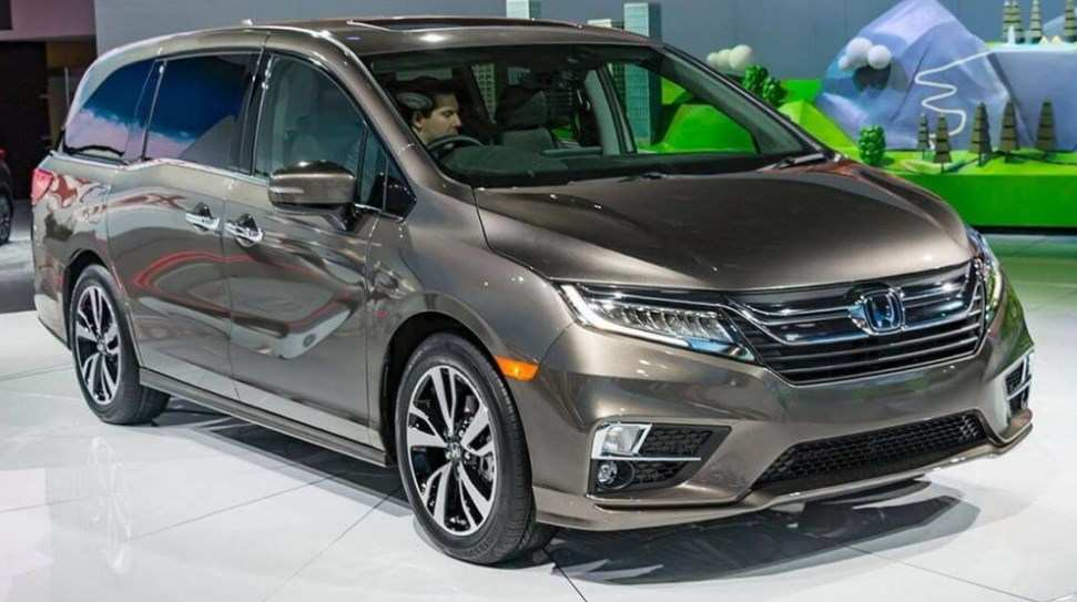 94 The 2020 Honda Odyssey Release Date Reviews for 2020 Honda Odyssey Release Date