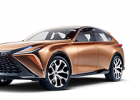 94 The Lexus Concept 2020 New Concept by Lexus Concept 2020
