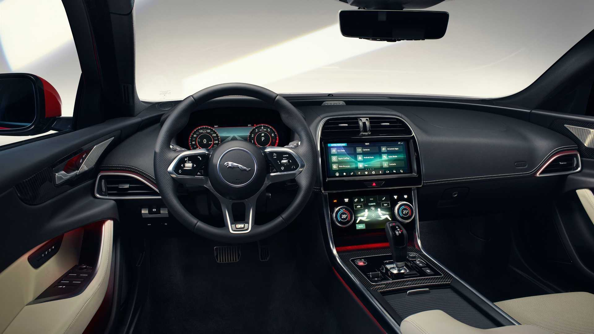 94 The New Jaguar Xe 2020 Interior Ratings with New Jaguar Xe 2020 Interior