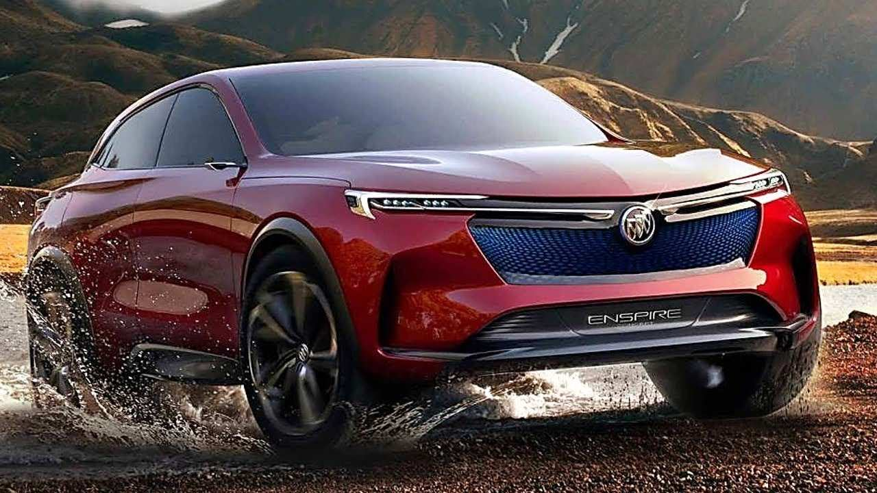 95 All New 2020 Buick Crossover Exterior for 2020 Buick Crossover