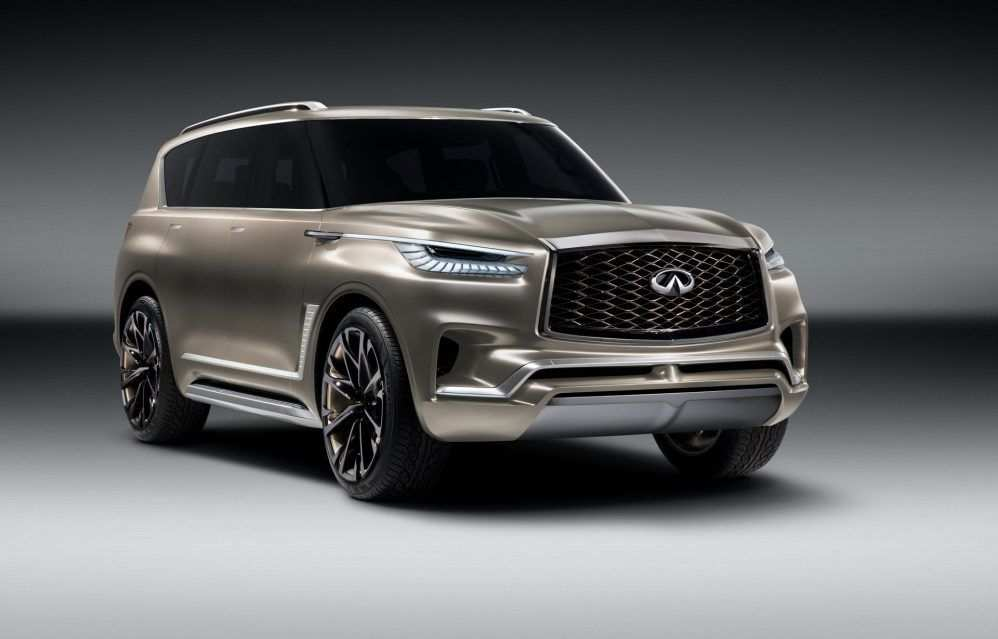 95 All New Infiniti 2020 Qx80 Configurations for Infiniti 2020 Qx80