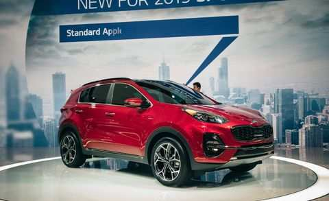 95 All New When Does The 2020 Kia Sportage Come Out Specs and Review by When Does The 2020 Kia Sportage Come Out