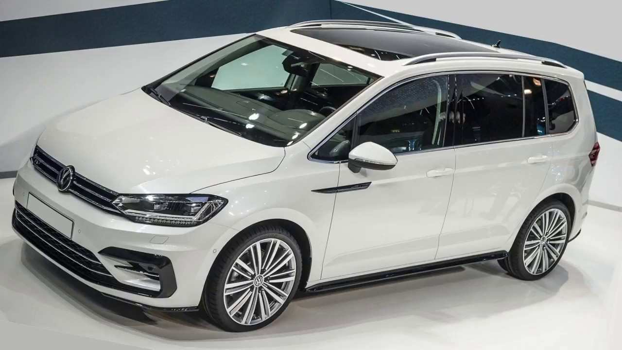 95 Best Review Volkswagen Sharan 2020 New Review by Volkswagen Sharan 2020