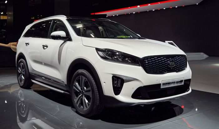 95 Concept of Kia Sorento 2020 Redesign History with Kia Sorento 2020 Redesign
