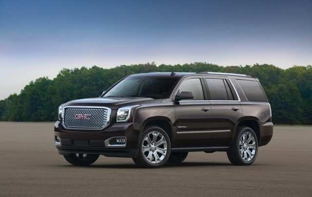 95 Concept of When Will 2020 Gmc Yukon Be Released Performance and New Engine by When Will 2020 Gmc Yukon Be Released