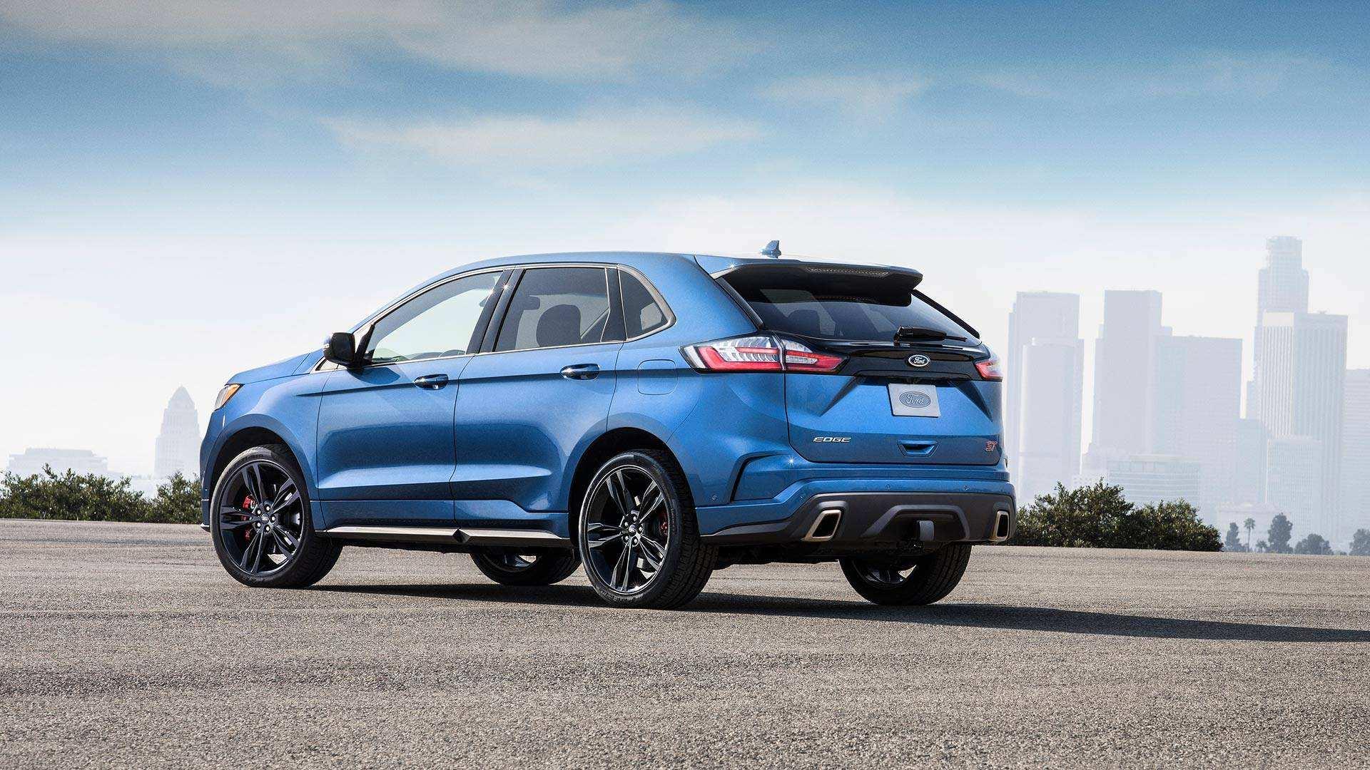 95 Gallery of 2019 Ford Edge Sport Release for 2019 Ford Edge Sport