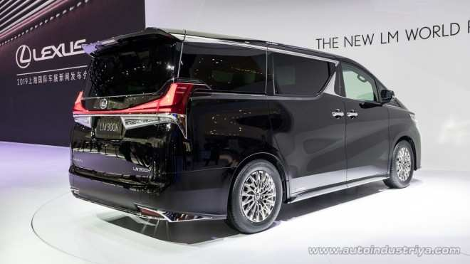 95 Gallery of Lexus Mpv 2020 Research New by Lexus Mpv 2020