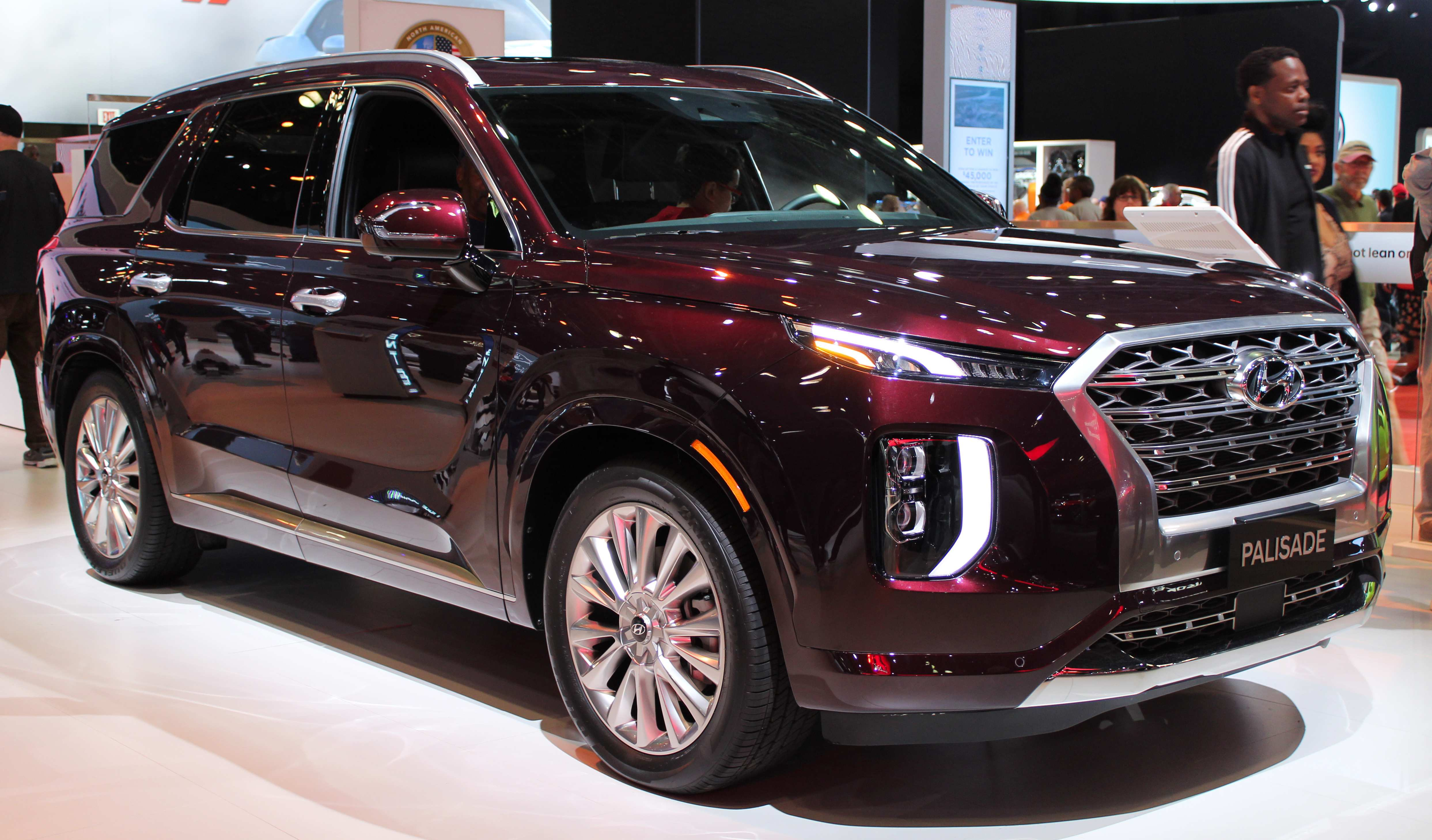 95 Gallery of When Will The 2020 Hyundai Palisade Be Available Release by When Will The 2020 Hyundai Palisade Be Available