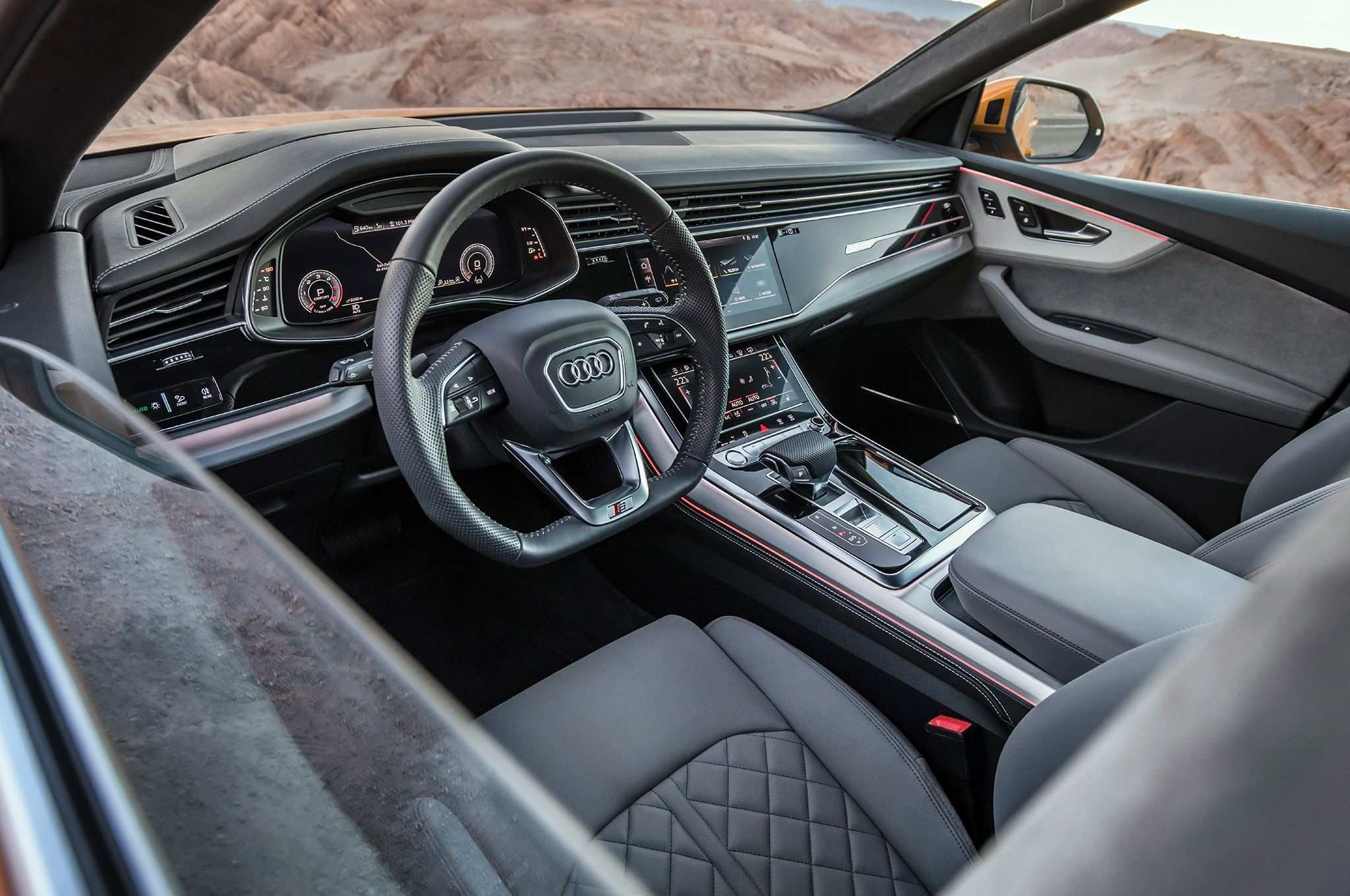 95 Great 2019 Audi Q8Quotes Interior by 2019 Audi Q8Quotes