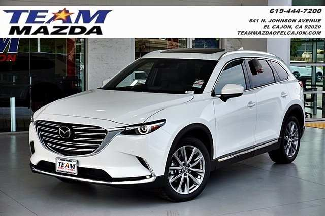 95 Great 2019 Mazda Cx 9 Pictures for 2019 Mazda Cx 9
