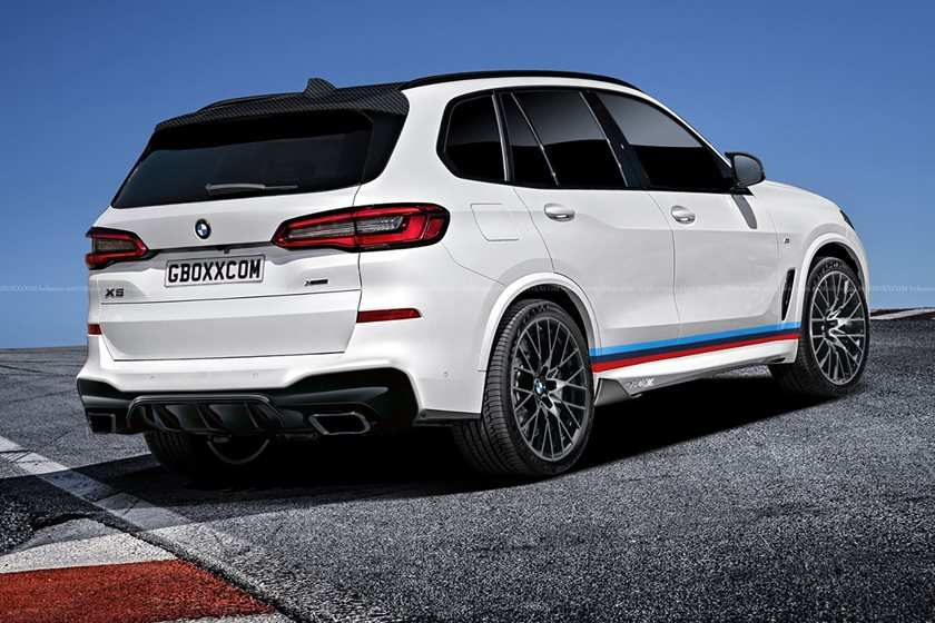 95 Great Bmw X5M 2020 Exterior for Bmw X5M 2020