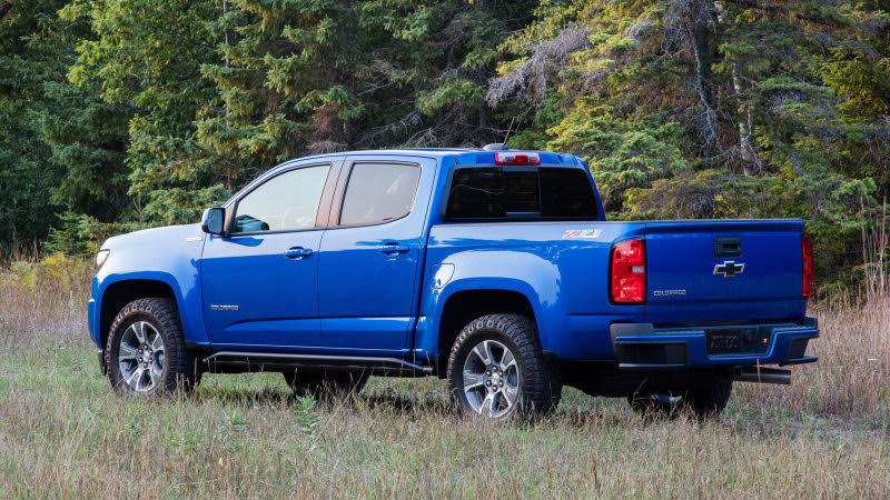 95 New 2020 Chevrolet Colorado Updates Specs and Review with 2020 Chevrolet Colorado Updates
