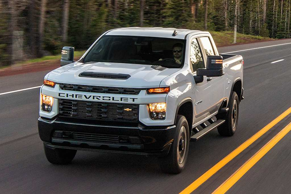 95 New Chevrolet Truck 2020 Redesign for Chevrolet Truck 2020
