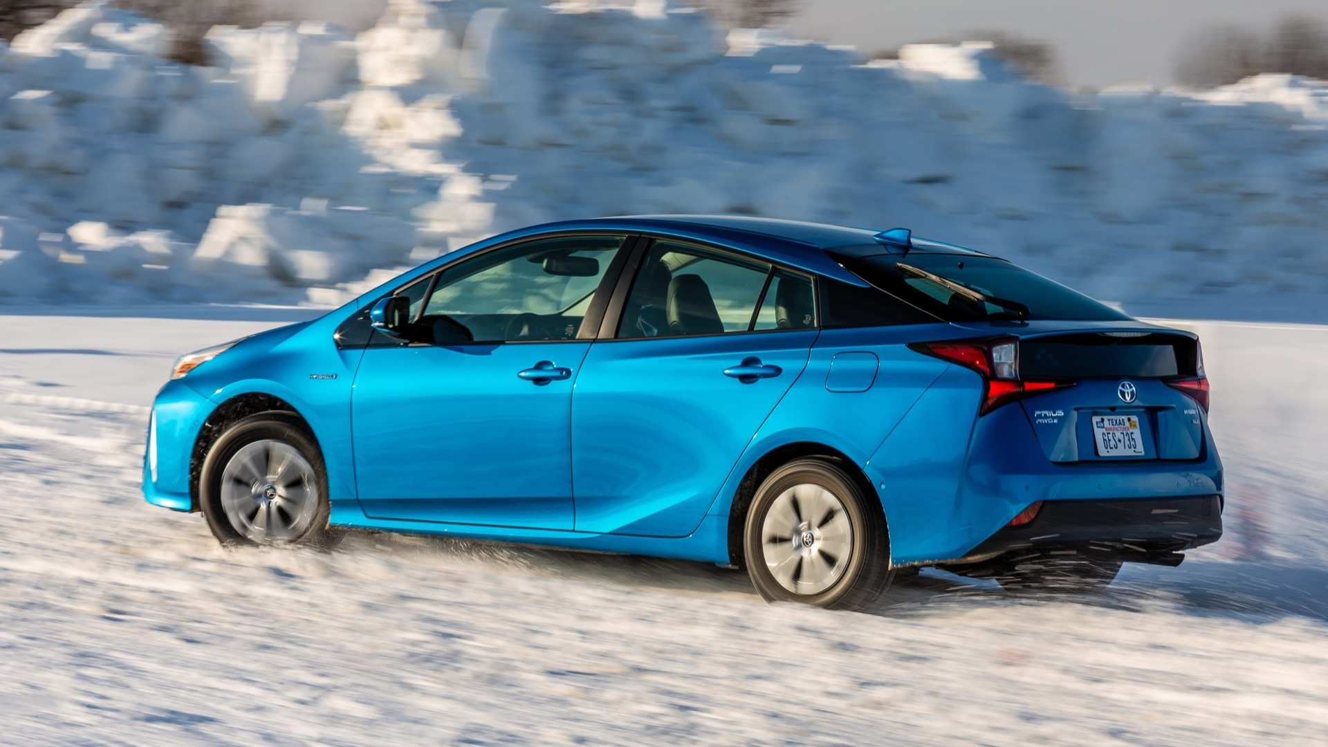 95 The 2019 Toyota Prius Speed Test with 2019 Toyota Prius