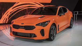 95 The 2020 Kia Stinger Gt Style with 2020 Kia Stinger Gt