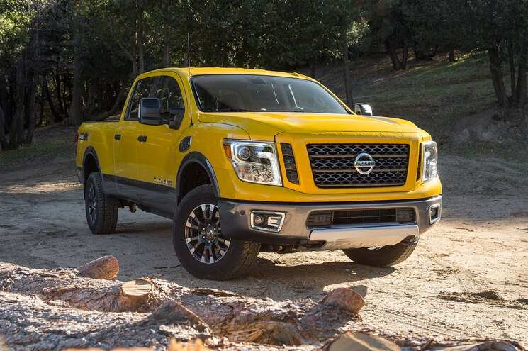 95 The Nissan Titan Xd 2020 Release for Nissan Titan Xd 2020