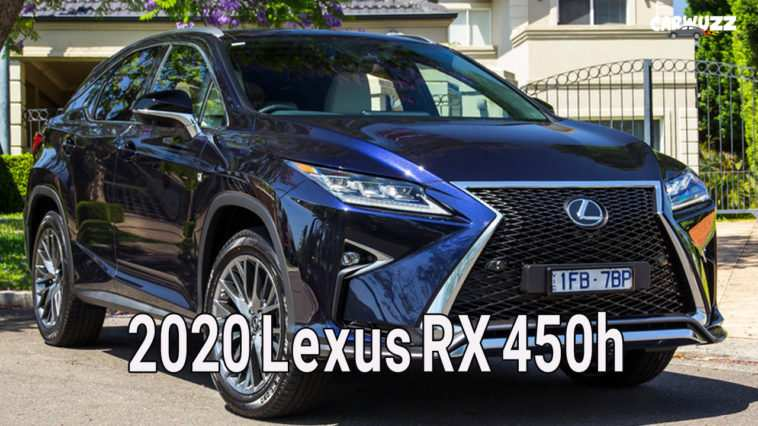 96 All New Lexus Rx 450H 2020 First Drive with Lexus Rx 450H 2020