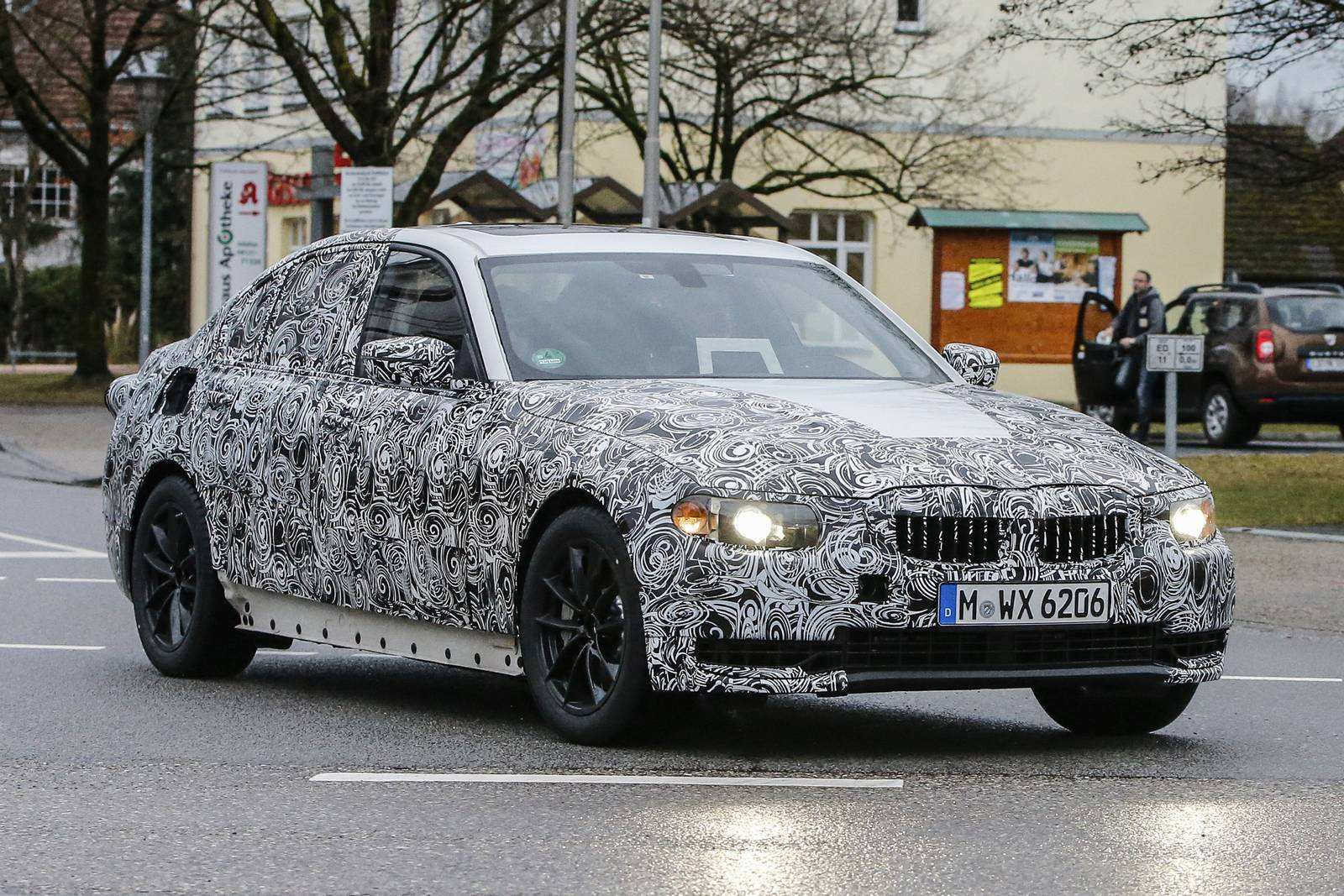 96 All New Spy Shots Bmw 3 Series New Review with Spy Shots Bmw 3 Series