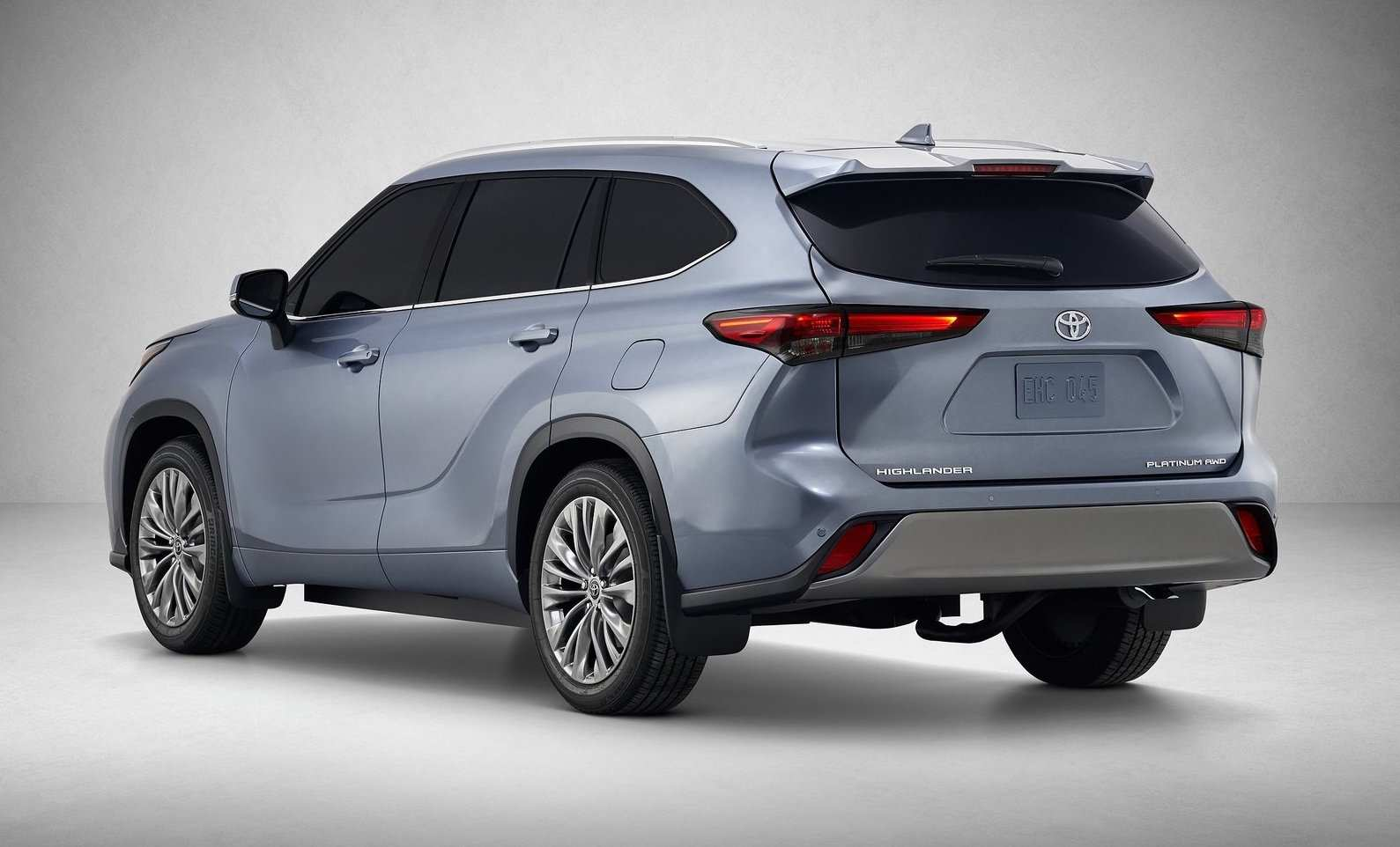 96 All New Toyota Kluger 2020 Australia Release Date Exterior for Toyota Kluger 2020 Australia Release Date